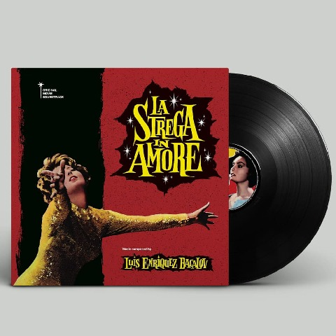 O.S.T. - La Strega In Amore by Luis Bacalov - lp - shop now at uDiscover store