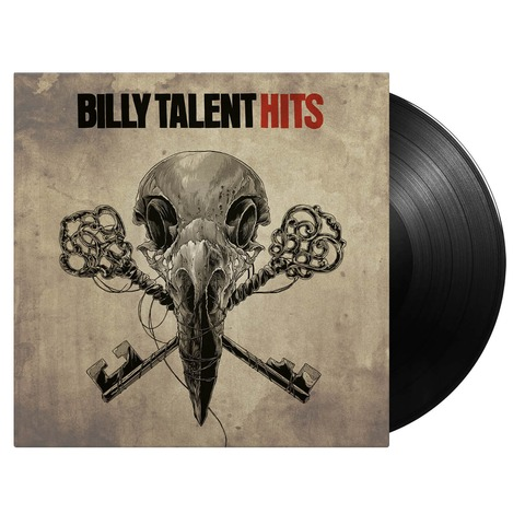 Hits (2LP Gatefold incl. Art Print by Ken Taylor) by Billy Talent - Gatefold 2LP - shop now at uDiscover store